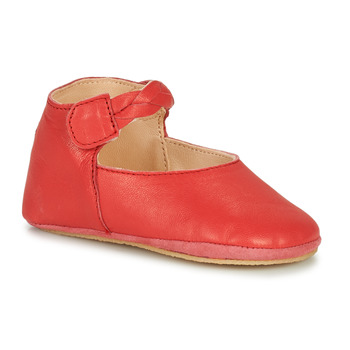Zapatos Niña Pantuflas Easy Peasy BLUBLU DANCE Rojo