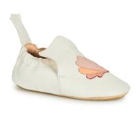 Zapatos Niños Pantuflas Easy Peasy BLUBLU COQUILLE Blanco