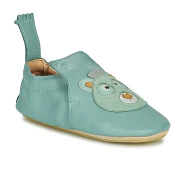 Zapatos Niños Pantuflas Easy Peasy BLUBLU OURS Azul