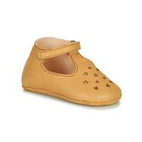 Zapatos Niños Pantuflas Easy Peasy LILLOP Cognac