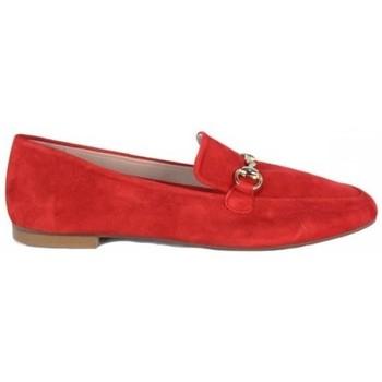 Zapatos Mujer Mocasín Lolas ZAPATO MOCASIN DE  MODELO DAKHLA Rojo