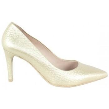Zapatos Mujer Zapatos de tacón Lolas STILETTO  PIEL GRABADA Oro