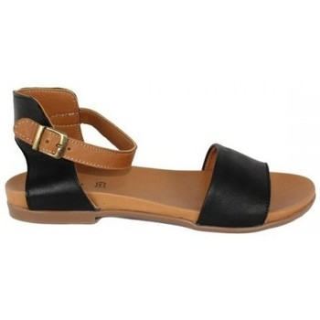 Zapatos Mujer Sandalias Top3 SANDALIA CON PILSERA COMBINADA Negro