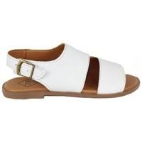 Zapatos Mujer Sandalias Top3 SANDALIA ABIERTA LATERAL Blanco
