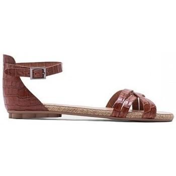 Zapatos Mujer Sandalias Porronet SANDALIA TIRAS CRUZADAS DE Multicolor
