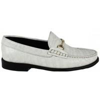 Zapatos Mujer Mocasín Lolas MOCASIN  MODELO HABANA Blanco