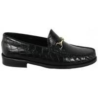 Zapatos Mujer Mocasín Lolas MOCASIN  MODELO HABANA Negro