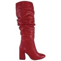 Zapatos Mujer Botas urbanas Lolas BOTA Rojo