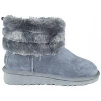 Zapatos Mujer Botas de nieve Top3 BOTIN CON CAÑA PELO DE Multicolor
