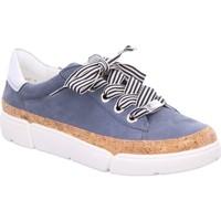 Zapatos Mujer Zapatillas bajas Ara Pisos Highsoft Roma Blue