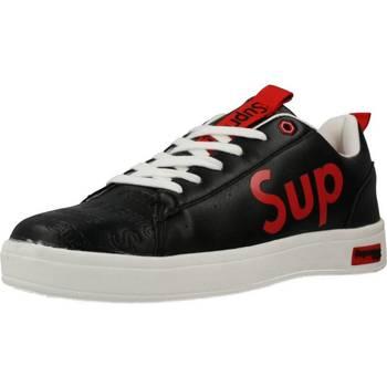 Zapatos Hombre Zapatillas bajas Supreme 027002 Negro