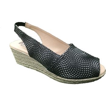 Zapatos Mujer Sandalias Issa Miel ZAPATO CUÑA HYPNOTIC Negro
