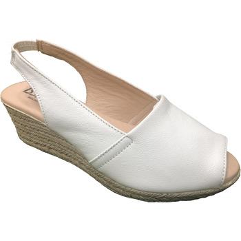 Zapatos Mujer Sandalias Issa Miel ZAPATO CUÑA DIANA Beige