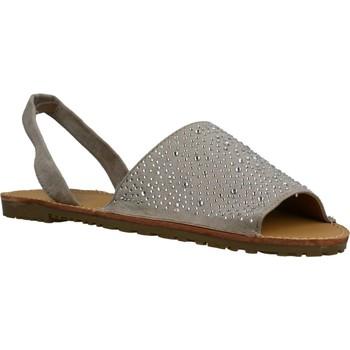 Zapatos Mujer Sandalias Sprox 280723 Gris