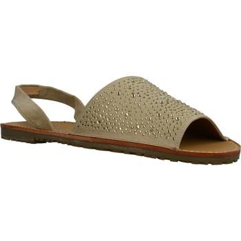 Zapatos Mujer Sandalias Sprox 282289 Beige
