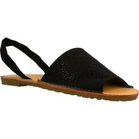 Zapatos Mujer Sandalias Sprox 282289 Negro