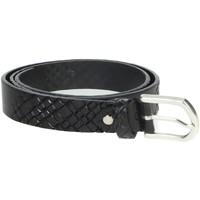 Accesorios textil Hombre Cinturones Metropolitan 030 Negro
