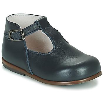 Zapatos Niña Bailarinas-manoletinas Little Mary BASTILLE Azul