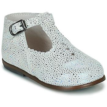 Zapatos Niña Bailarinas-manoletinas Little Mary FLORIANE Blanco