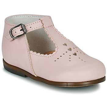 Zapatos Niña Bailarinas-manoletinas Little Mary FLORIANE Rosa