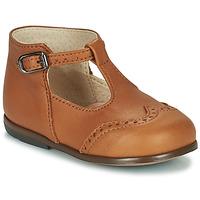 Zapatos Niña Bailarinas-manoletinas Little Mary FRANCOIS Marrón