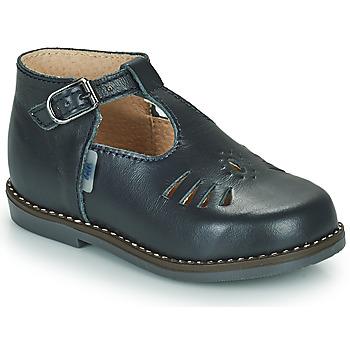 Zapatos Niña Zapatillas altas Little Mary SURPRISE Azul