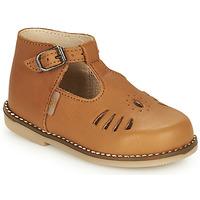 Zapatos Niña Zapatillas altas Little Mary SURPRISE Marrón