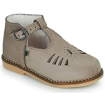 Zapatos Niña Zapatillas altas Little Mary SURPRISE Gris