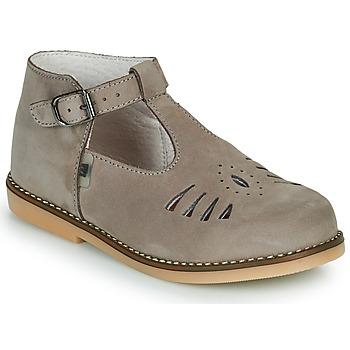 Zapatos Niños Bailarinas-manoletinas Little Mary SURPRISE Gris