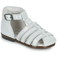 Zapatos Niña Sandalias Little Mary JULES Plata