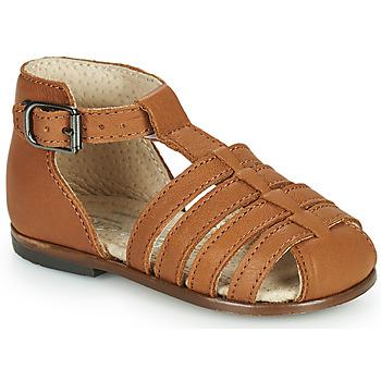 Zapatos Niña Sandalias Little Mary JULES Marrón