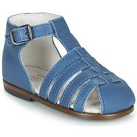 Zapatos Niña Sandalias Little Mary JULES Azul
