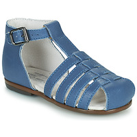 Zapatos Niños Sandalias Little Mary JULES Azul