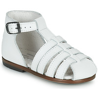 Zapatos Niña Sandalias Little Mary JULES Blanco
