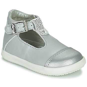 Zapatos Niña Bailarinas-manoletinas Little Mary VALSEUSE Plata