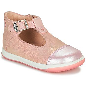 Zapatos Niña Bailarinas-manoletinas Little Mary VALSEUSE Rosa