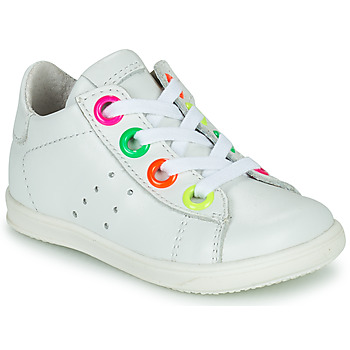 Zapatos Niña Zapatillas altas Little Mary DOROTHE Blanco