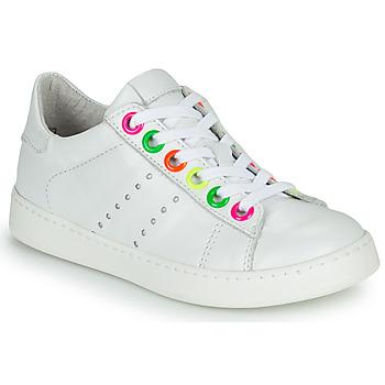 Zapatos Niña Zapatillas bajas Little Mary LAURENE Blanco