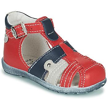 Zapatos Niño Sandalias Little Mary VERCORS Rojo