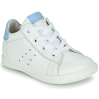 Zapatos Niño Zapatillas bajas Little Mary DUSTIN Blanco