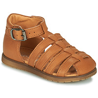 Zapatos Niño Sandalias Little Mary LIXY Marrón