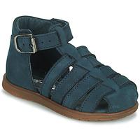 Zapatos Niño Sandalias Little Mary LIXY Azul