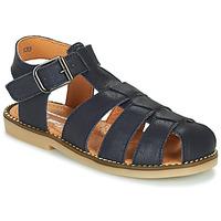 Zapatos Niño Sandalias Little Mary BREHAT Azul