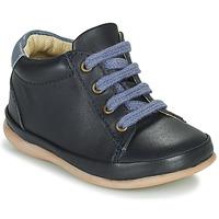 Zapatos Niña Zapatillas altas Little Mary GAMBARDE Azul