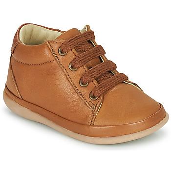 Zapatos Niña Zapatillas altas Little Mary GAMBARDE Marrón