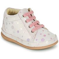 Zapatos Niña Zapatillas altas Little Mary GAMBARDE Rosa