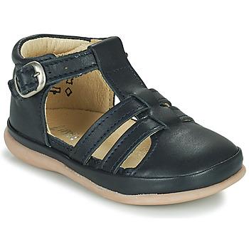 Zapatos Niños Bailarinas-manoletinas Little Mary LAIBA Azul