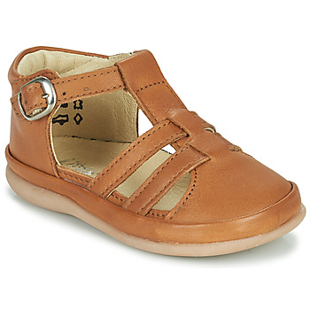 Zapatos Niños Bailarinas-manoletinas Little Mary LAIBA Marrón