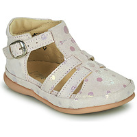 Zapatos Niños Bailarinas-manoletinas Little Mary LAIBA Rosa