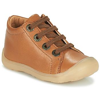 Zapatos Niños Zapatillas altas Little Mary GOOD Marrón